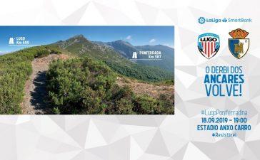 Dónde ver el Lugo - Ponferradina de la Jornada 6 de LaLiga SmartBank 2019 - 2020 6