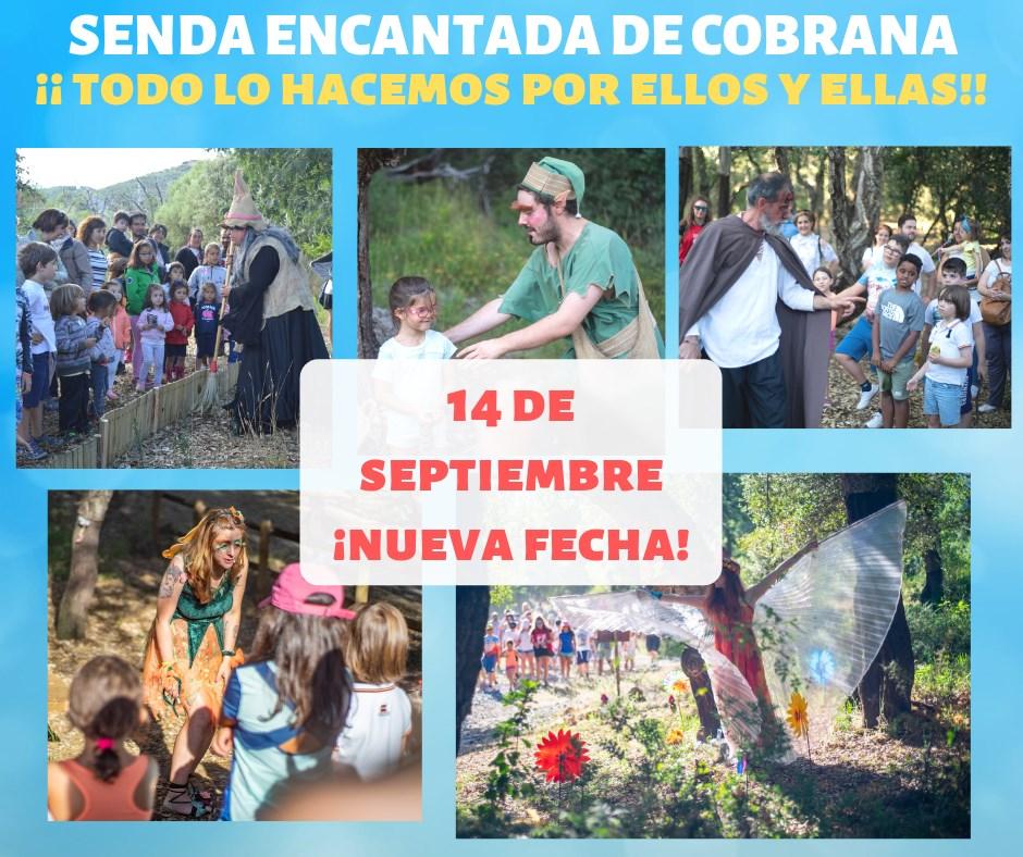 La Ruta encantada de Cobrana amplía una nueva fecha el 14 de septiembre 1