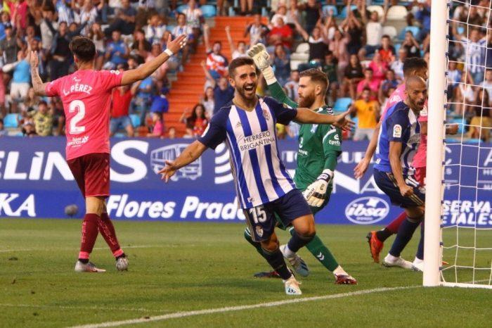 La Ponferradina arrolla a su rival en El Toralín 1