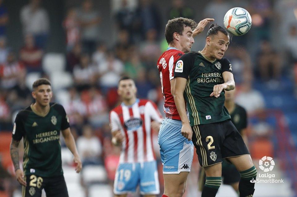 La Ponferradina remonta el 'Derby de Los Ancares' en los últimos quince minutos e iguala el partido 1