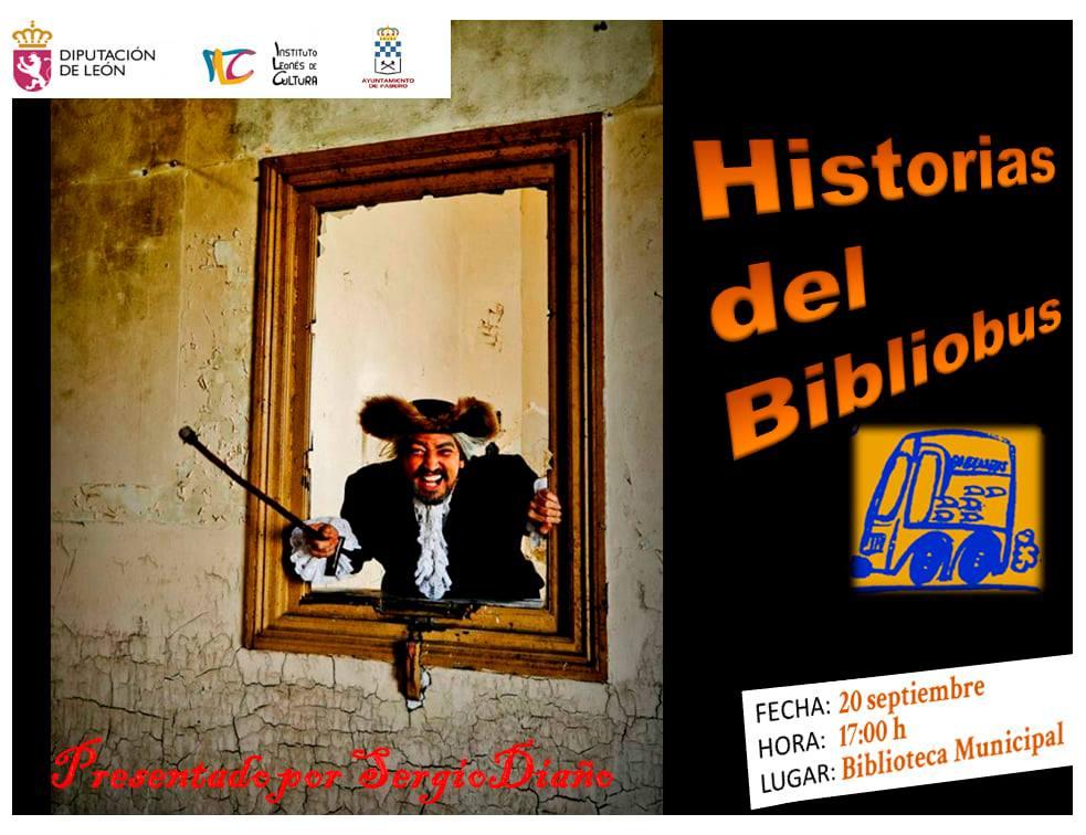 TEATRO EN FABERO/ Historias del Bibliobús 1