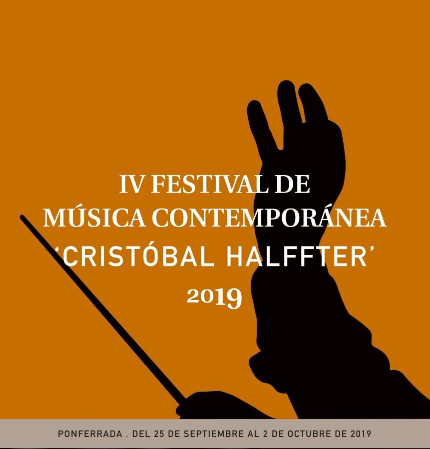 Concierto Inaugural del IV Festival de Música Contemporánea Cristóbal Halffter 1