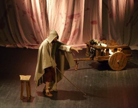'Lázaro de Tormes' este sábado en la Casa de la Cultura de Fabero 1