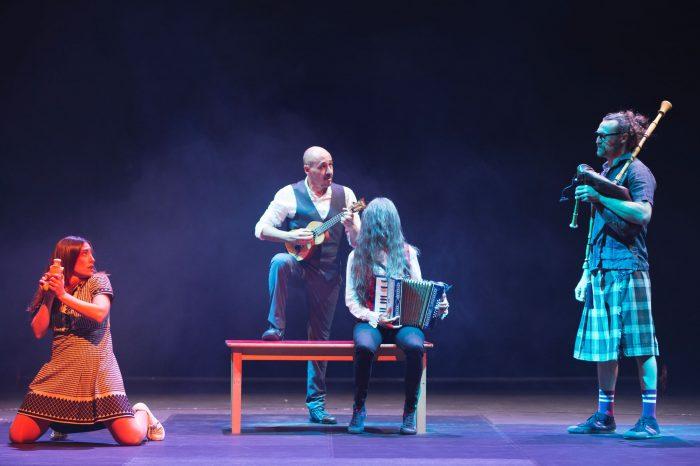 El ciclo 'Sin red' ofrece en el Bergidum una visión plural del circo contemporáneo 1