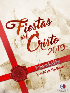 Fiestas del Cristo 2019 en Bembibre. Programa de actividades 1