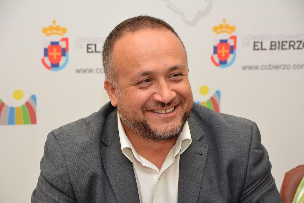 Saluda del presidente del Consejo Comarcal en el DÍA DE EL BIERZO 2019 1