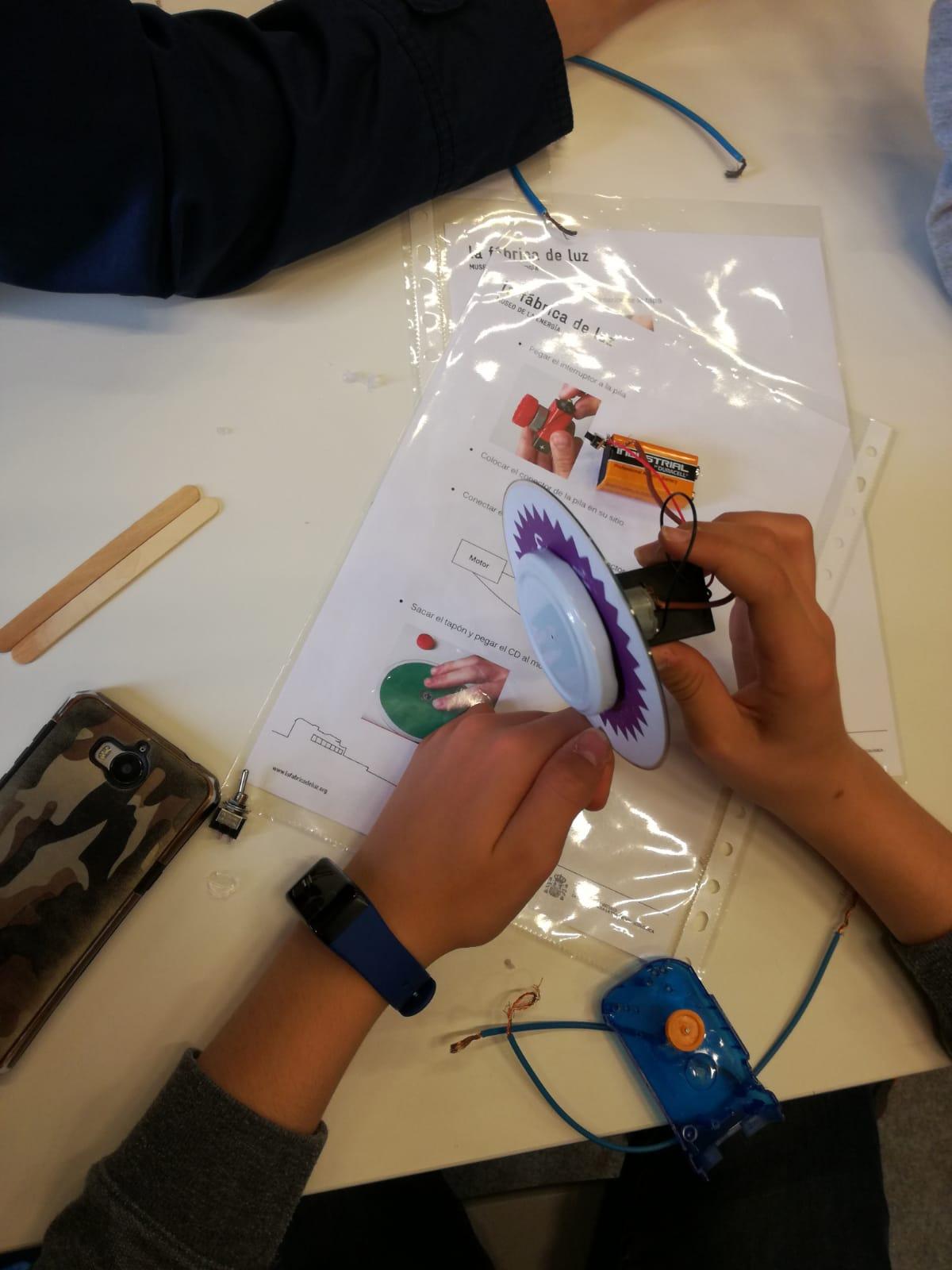 El Museo de la Energía presenta su programa educativo para el nuevo curso escolar 1