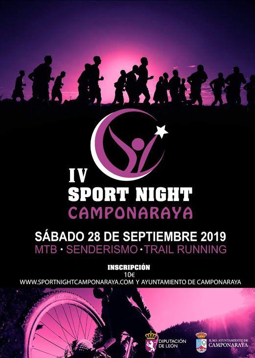 IV Sport Night Camponaraya 1