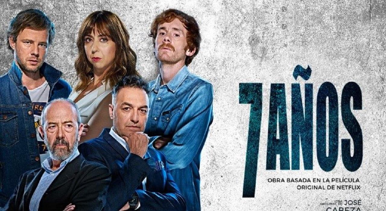 """Daniel Veronese dirige """"7 años"""", un thriller que indaga en los intrincados mecanismos de la naturaleza humana 1"""