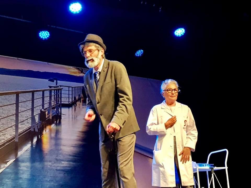 Totum Revolutum regresa al teatro en La Moncloa de Cacabelos con 'Tango que volver' 1