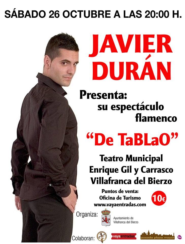 El Teatro Villafranquino recibe este sábado un espectáculo flamenco 1