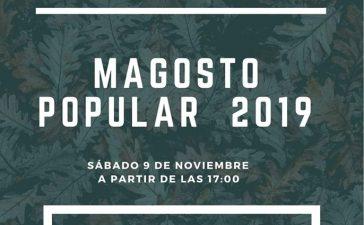 Magosto organizado por la Comisión de fiestas de Toreno. 9 de noviembre 2019 10