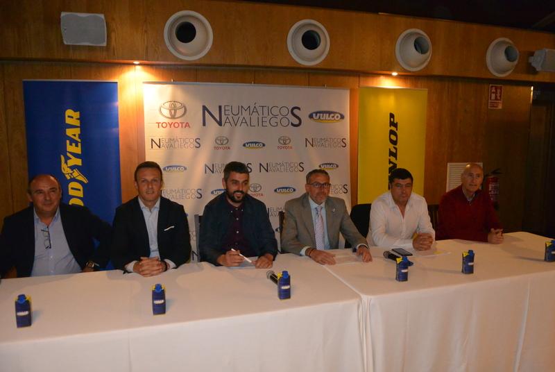 Upatrans y Neumáticos Navaliegos cierran un acuerdo para impulsar el sector del transporte 1