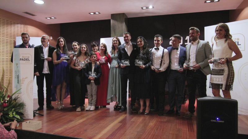 Entregados los Padel Bierzo Awards 1