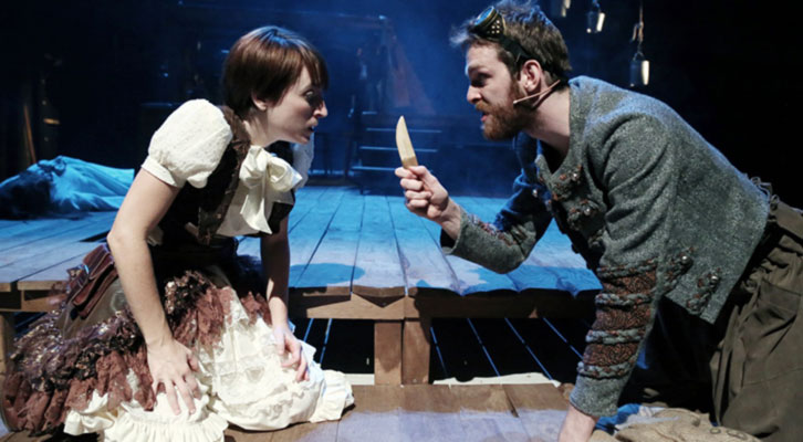 "Llega al Bergidum el musical familiar""Las Aventuras de T. Sawyer"" 1"