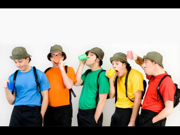 Spasmo Teatro trae su humor gestual al Teatro Municipal de Cubillos del Sil 1