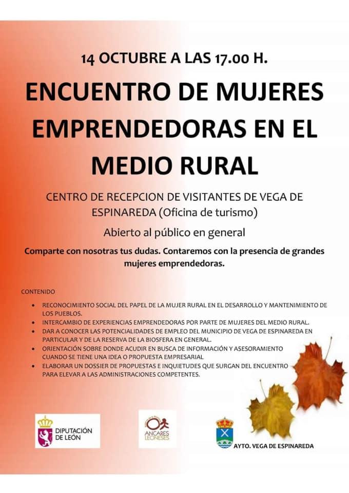 Semana Socio-Cultural en Vega de Espinareda. Programa 2019 1