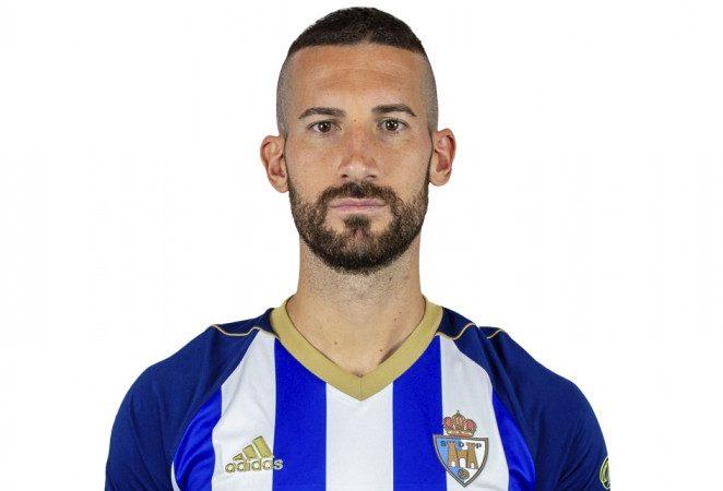 Óscar Sielva renueva con la SD Ponferradina hasta 2022 1
