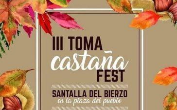 III Toma castaña fest en Santalla del Bierzo. 9 de noviembre 2019 6