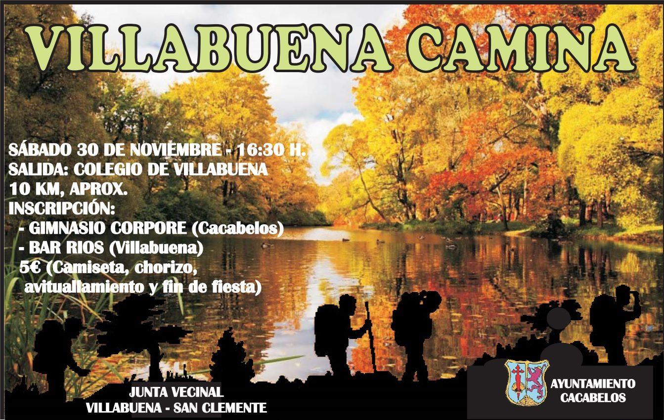 Marcha Villabuena Camina 1