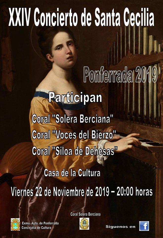 Concierto de Santa Cecilia 1