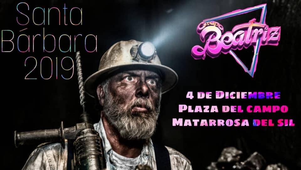 Toreno y Matarrosa rinden honores a Santa Bárbara 1