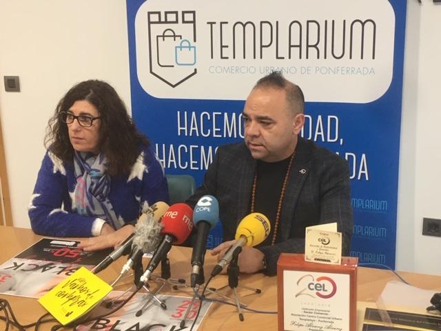 Los comercios de la asociación Templarium animan el Black Friday con descuentos del 20 al 50% 1