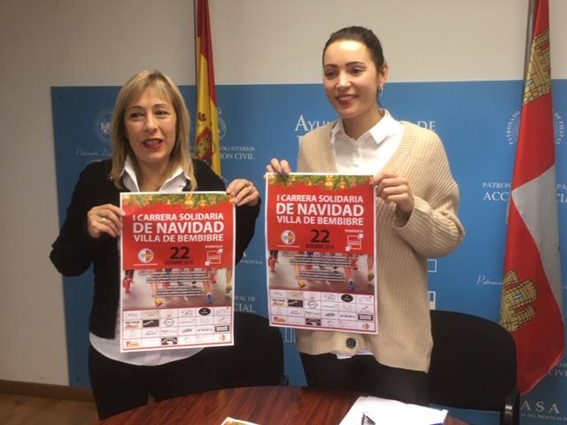 Bembibre organiza la I Carrera Solidaria a favor de Alzheimer Bierzo 1
