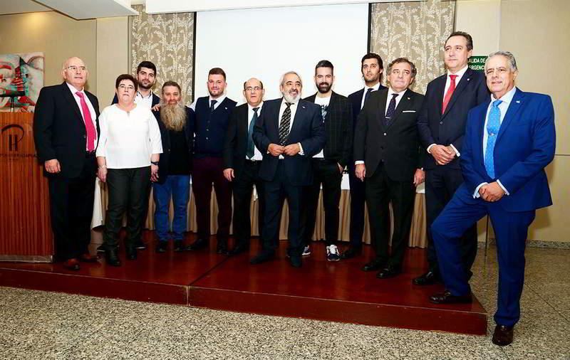 Ponferrada celebró la IX gala de la Academia Leonesa de Gastronomía 1
