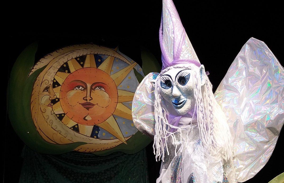 """El teatro villafranquino recibe el viernes el espectáculo de marionetas""""El Hechizo del Dragón"""" de La Carreta Teatro 1"""