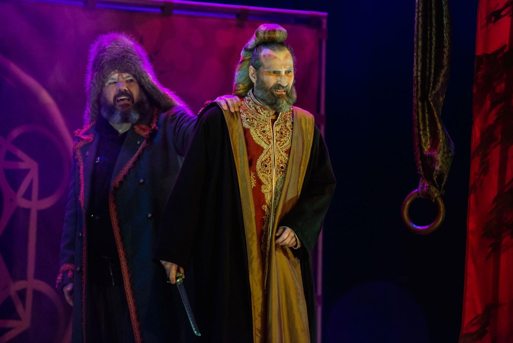 """Teatro del Temple ofrece El clásico """"La vida es sueño"""",en una versión sorprendente 1"""