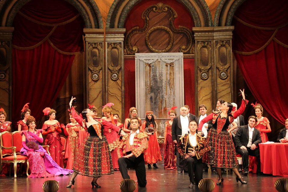 """La ópera regresa al Bergidum con """"La traviata"""", de Giuseppe Verdi 1"""