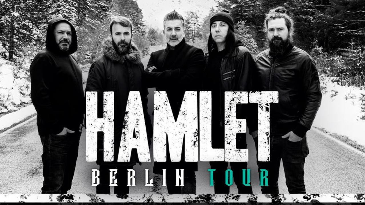 Hamlet presenta su disco 'Berlín' este viernes en La Vaca 1