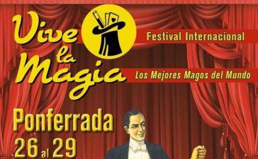 Festival 'Vive la Magia' en Ponferrada 1