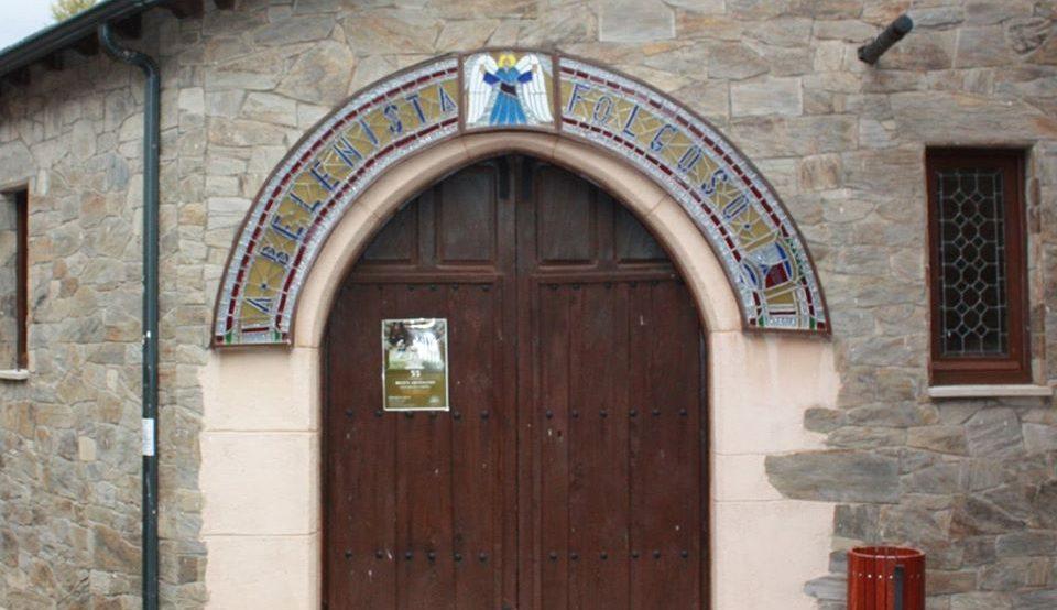 El belén de Folgoso de la Ribera se inaugura el viernes 6 de diciembre por la locutora Yolanda Ordás 1