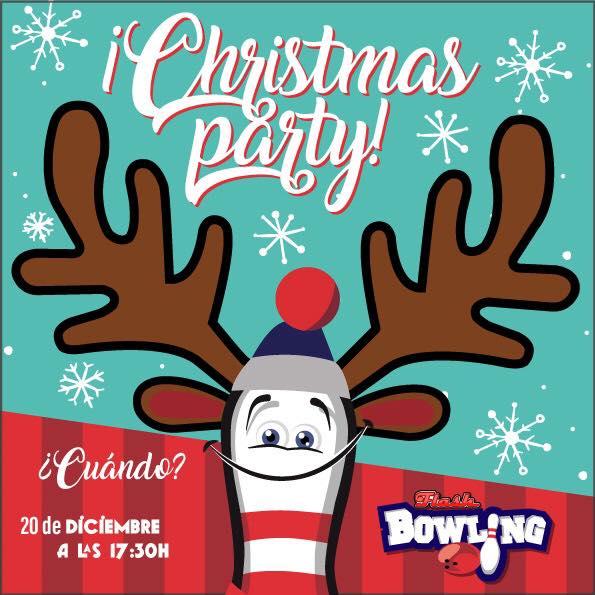 Christmas Party en Flash Bowling 1