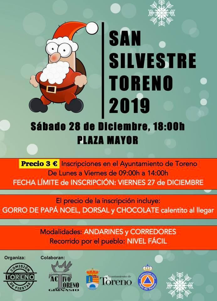 San Silvestre Toreno 2019 1