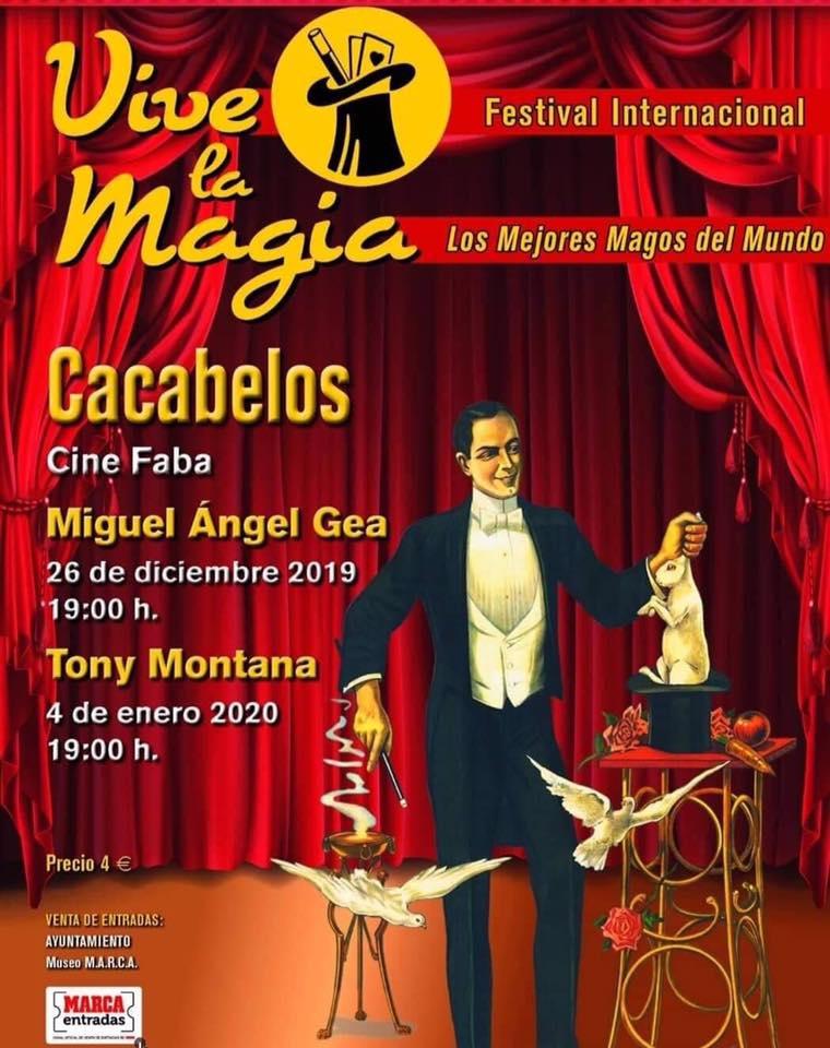 Magia: Tony Montana en Cacabelos 1