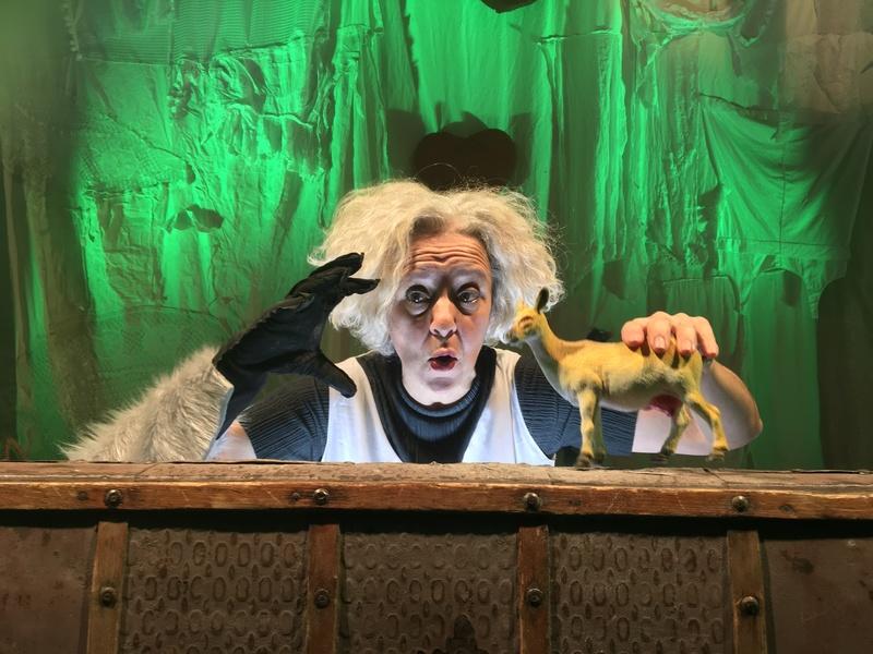 El Bergidum alcanzará las tres mil representaciones durante el ciclo de teatro familiar de Navidad 1