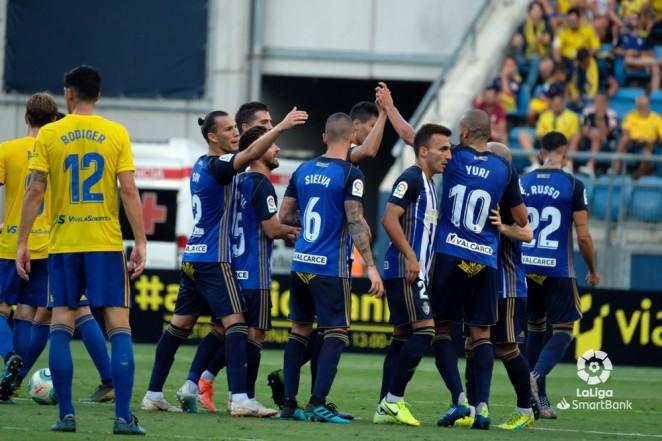 La Liga vuelve a el Toralín el 4 de enero con el partido Ponferradina - Cádiz 1