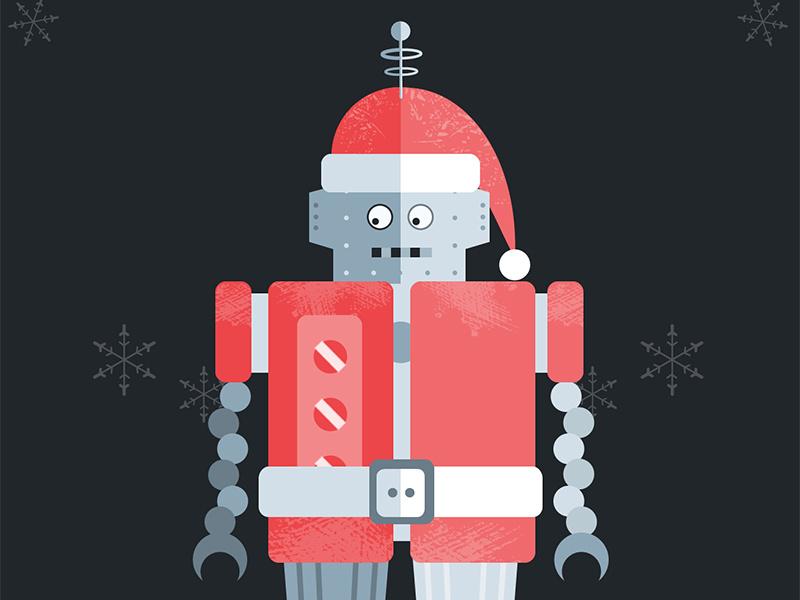 Navidades robóticas en el Museo de la Energía 1