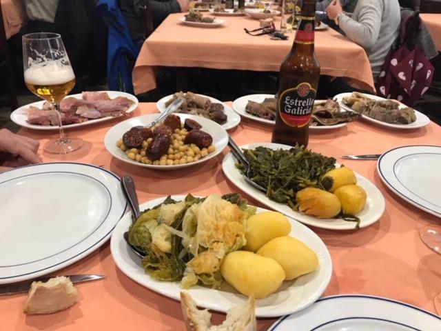 Reseñas gastronómicas: Conocemos el cocido de Lalín 1