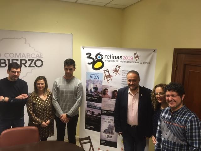 El II festival de cine itinerante por El Bierzo pasea proyecciones de temática social a diferentes localidades de la comarca 1