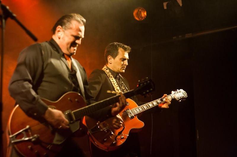 El Cocodrilo Negro cierra el año con una descarga guitarrera 1