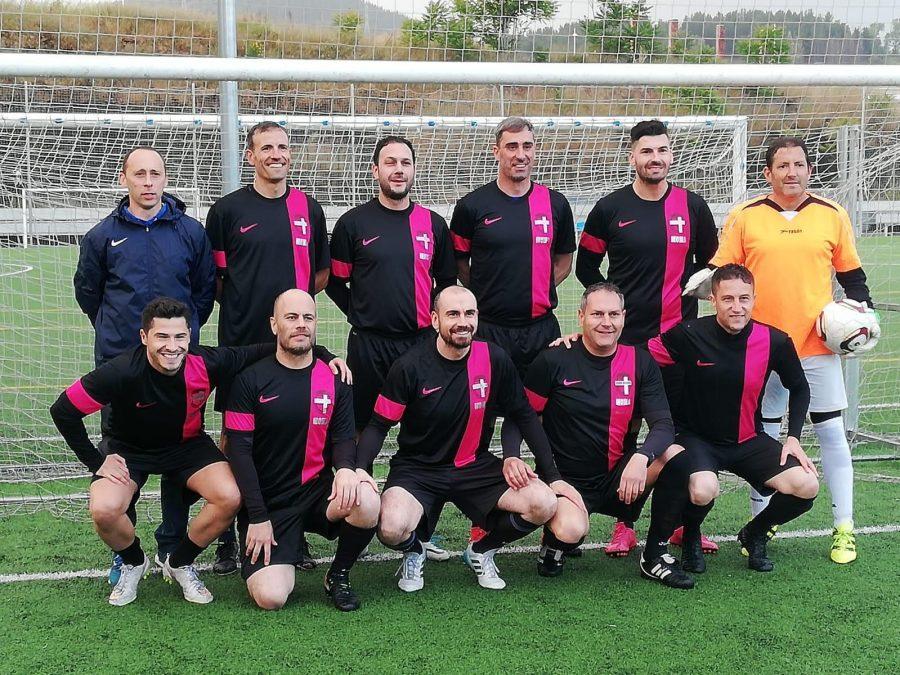 Mañana jueves comienza la Liga de Veteranos Futbol 7 Bierzo 1