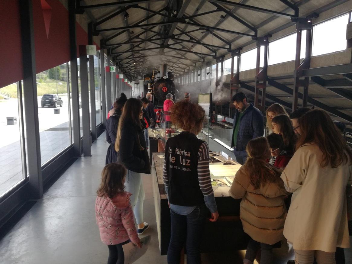 El viernes el Museo de la Energía abre sus puertas de forma gratuita a los visitantes 1