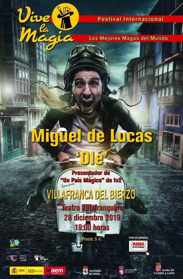 Vive la Magia llega a Villafranca del Bierzo 1