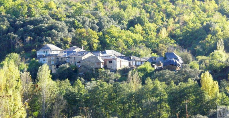 La localidad de Valiña celebra este domingo Santa Inés 1