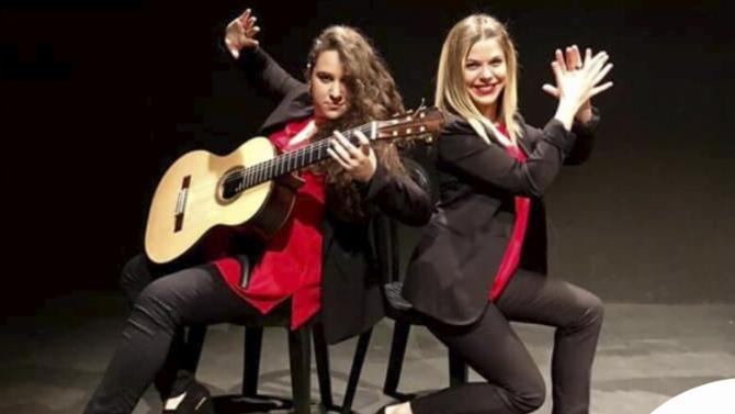Nueva cita con las Juventudes Musicales: Concierto del Dúo Melómano 1