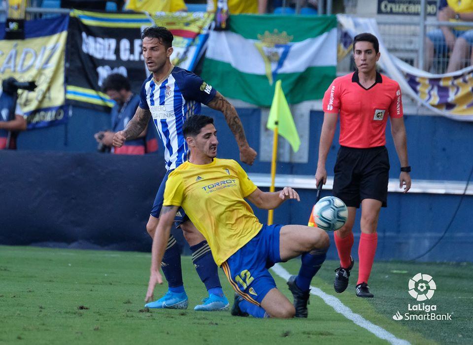 La Ponferradina busca consolidar las buenas sensaciones frente al Cádiz CF 1